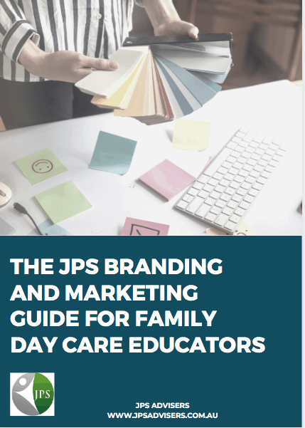 Family day care educator branding guide