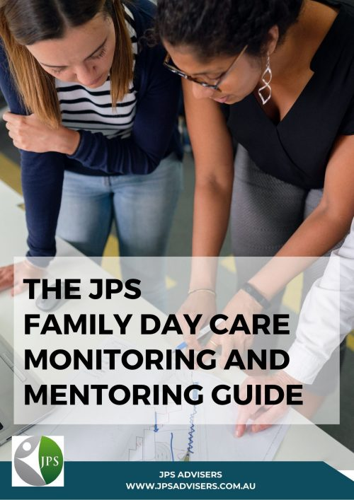 The JPS monitoring and Mentoring Guide